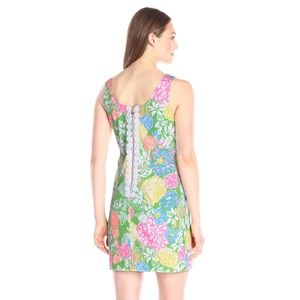 Lilly Pulitzer Cathy Shift Hibiscus Stroll